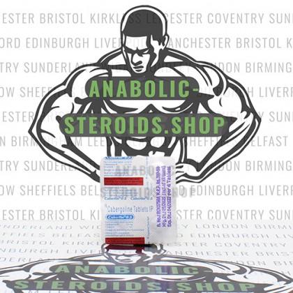 Caberlin 0.5 0.5mg (4 pills)