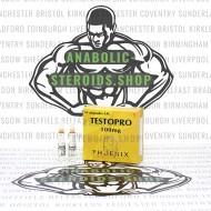 Testopro10 ampoules (100mg/ml)