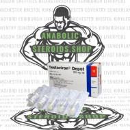 Testoviron-250 10 ampoules (250mg/ml)